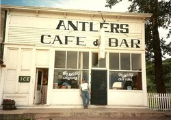 Antlers Cafe and Bar