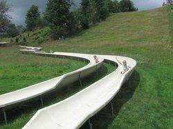 The Crystal Coaster Alpine Slide
