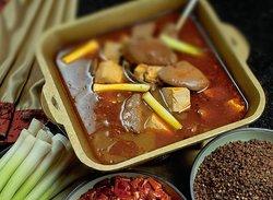 三國饌鴛鴦麻辣鍋
