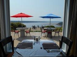 Restaurant Trésor du Fjord de l'Auberge La Tourelle du Fjord