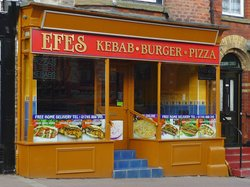 Efe's Kebab, Burger & Pizza