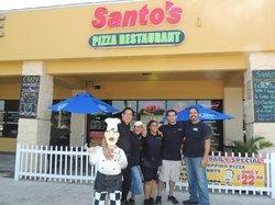 Santo's Pizzeria Restaurant