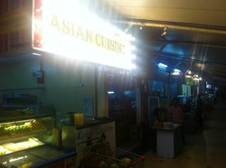 Asian Cuisine Jesselton