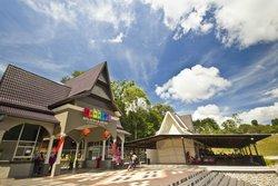 Mini Malaysia & ASEAN Cultural Park Melaka