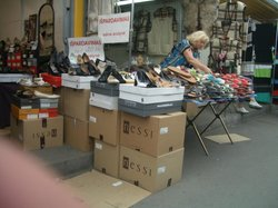 Gariunai Market