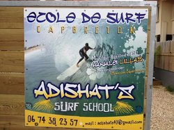 Adishat's Surf School