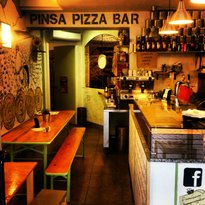 Pinsa Pizza Bar