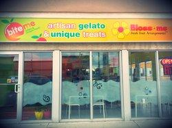 Bite Me Gelato, Fresh Fruit Arrangements & Unique Treats