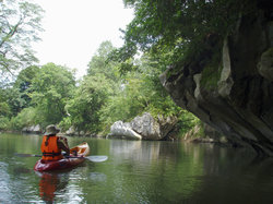 The Rucksack Rainforest Kayaking