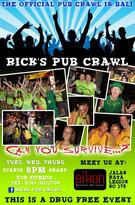 Rick's Pub Crawl