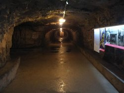 Les galeries souterraines Zerostrasse