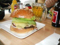 Ultimate Burger - Tottenham Court