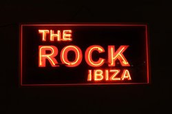 The Rock Bar Ibiza