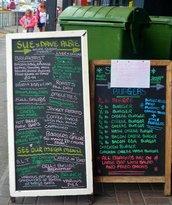 Sue & Dave Albie's Cafe