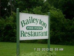 Baileyton Restaurant