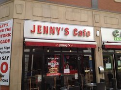 Jenny's cafe aldershot
