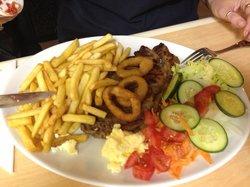 Gridle Diner West Drayton