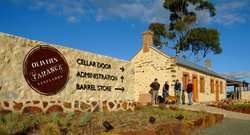 Oliver's Taranga Vineyards Cellar Door and Winery