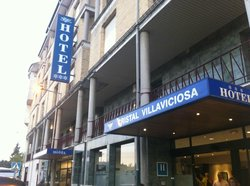 Hotel Cristal Villaviciosa