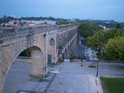 Aquädukt Saint Clément