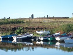 Harray Loch and Ring of Brodgar