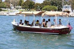 Marina del Rey Boat Rentals