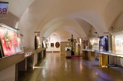 Museum of the Holy Shroud (Museo della Sindone)