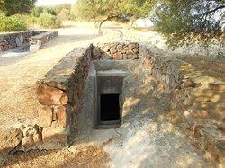 Parco Archeologico di Monte Sirai
