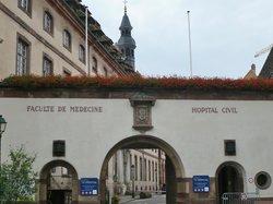 Cave historique des hospices civils de Strasbourg