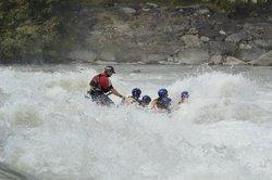 Rafting La Thuile