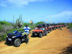 Curacao Buggy Adventures