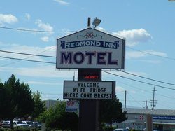 Redmond Inn Motel Redmond Oregon