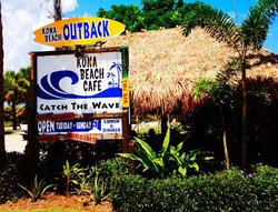 Kona Beach Cafe