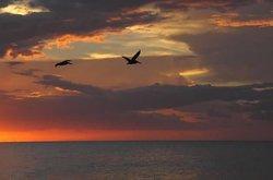 Sunset over Crescent Beach