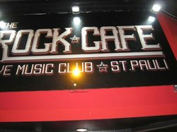 The Rock Cafe St.Pauli