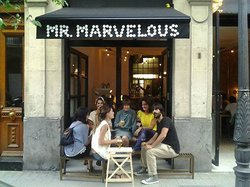 Mr. Marvelous