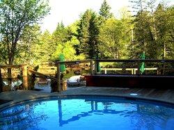 Bains chauds -hot tubs