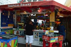 Tropical Juices & Drinks