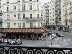 rue de Saint-Quentin restaurant