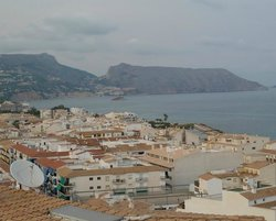 Casco antiguo de altea