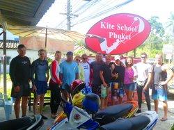 Kiteboarding Thailand
