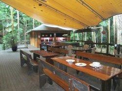 Breakfast/dinner, Beach house