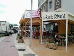 La Paradia Cafeteria