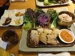 Korean cuisine Tokyo Suranjie