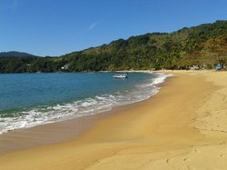 Grande das Palmas Beach