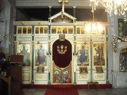 Panagia Vlaherna Meryem Ana Church