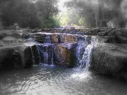 Than Ngam Waterfall