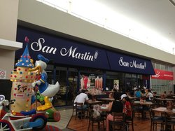 Panaderia San Martin
