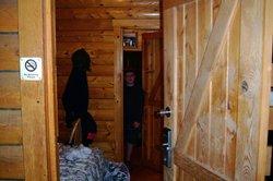 Kamper Kabin - Larger - Sleeps 8 (3 bunkbeds, 1 queen)
