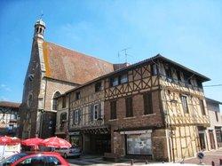 Cite medievale de Chatillon-sur-Chalaronne